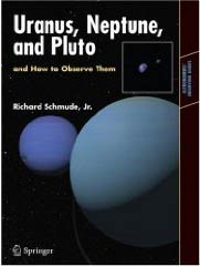Uranus, Neptune and Pluto and How to Observe Them